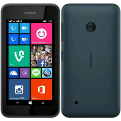 Nokia Lumia 530 4GB Grey Unlocked - Refurbished Good Sim Free cheap