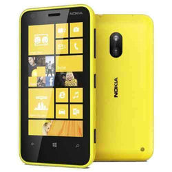 Nokia Lumia 620 8GB Yellow Unlocked - Refurbished Excellent Sim Free cheap