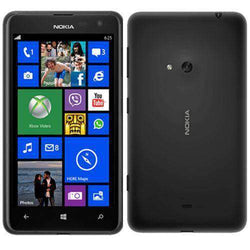 Nokia Lumia 625 8GB Black Unlocked - Refurbished Good Sim Free cheap