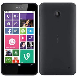 Nokia Lumia 630 8GB Black - Refurbished Very Good Sim Free cheap