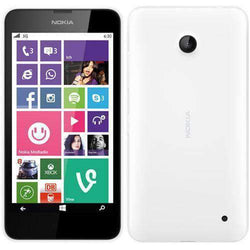 Nokia Lumia 630 8GB White (T Mobile-locked) - Refurbished Good Sim Free cheap