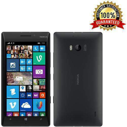 Nokia Lumia 930 32GB Black Unlocked - Refurbished Excellent