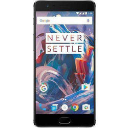 OnePlus 3 64GB, Graphite (Unlocked) - Refurbished Sim Free cheap