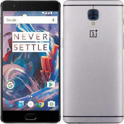 OnePlus 3 Dual SIM 64GB Graphite Unlocked - Refurbished Excellent Sim Free cheap
