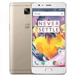 OnePlus 3T Dual SIM 64GB Soft Gold - Refurbished