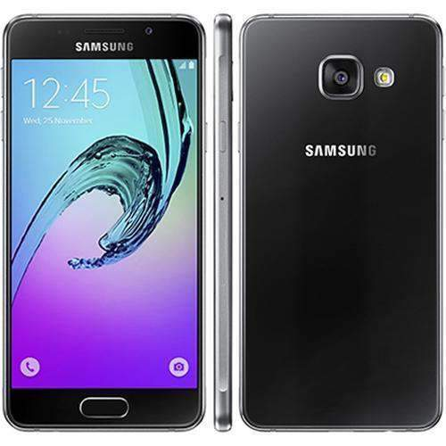 Samsung Galaxy A3 (2016) 16GB Black Unlocked - Refurbished Excellent Sim Free cheap