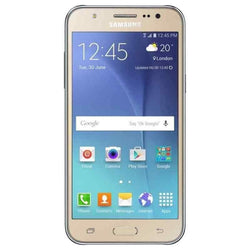 Samsung Galaxy J5 (2015) 16GB, Gold (Unlocked) - Refurbished Good