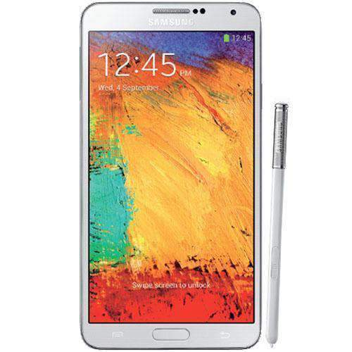 Samsung Galaxy Note 3 32GB - White Sim Free cheap