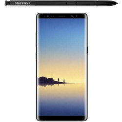 Samsung Galaxy Note 8 64GB, Midnight Black - Refurbished Good