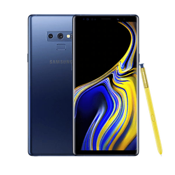 Samsung Galaxy Note 9 128GB Ocean Blue (Unlocked) - Refurbished Excellent Sim Free cheap