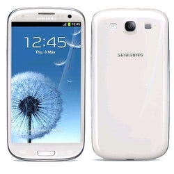 Samsung Galaxy S3 16GB Marble White Unlocked - Refurbished