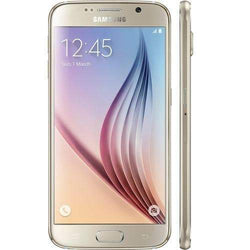Samsung Galaxy S6 128GB, Gold Platinum (O2 Locked) - Refurbished