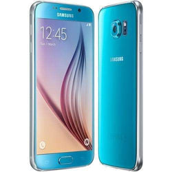 Samsung Galaxy S6 32GB Blue Topaz Unlocked - Refurbished