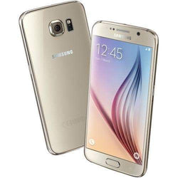 Samsung Galaxy S6 32GB Gold Platinum EE Locked - Refurbished Excellent