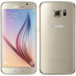 Samsung Galaxy S6 32GB, Gold Platinum (Vodafone) - Refurbished Good Sim Free cheap