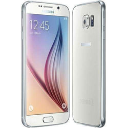 Samsung Galaxy S6 32GB, White Pearl (EE Locked) - Refurbished Excellent