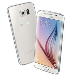 Samsung Galaxy S6 64GB, White Pearl (O2 UK) - Refurbished Good