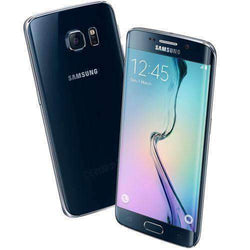 Samsung Galaxy S6 Edge Plus 32GB, Black Sapphire (Unlocked) - Refurbished Good