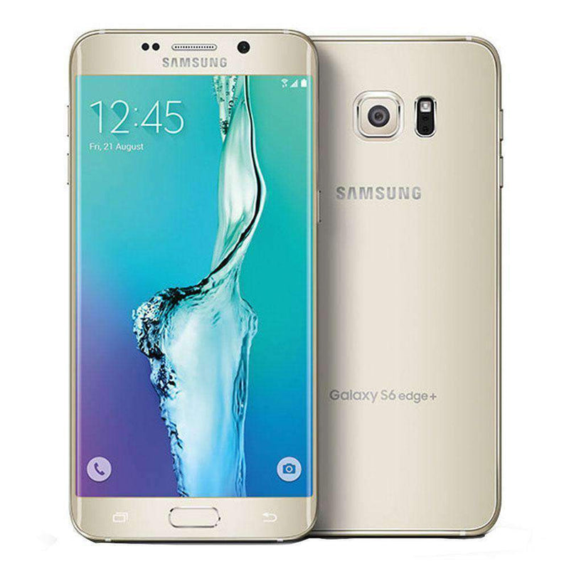 Samsung Galaxy S6 Edge Plus 64GB Gold Platinum Unlocked - Refurbished Excellent
