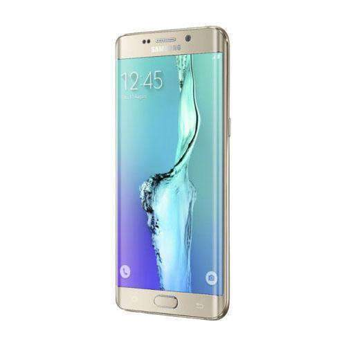 Samsung Galaxy S6 Edge Plus 64GB Gold Platinum Unlocked - Refurbished Very Good Sim Free cheap