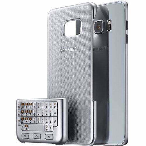 Samsung Galaxy S6 Edge+ Plus Keyboard Cover QWERTY