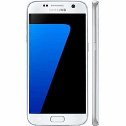 Samsung Galaxy S7 32GB Pearl White Unlocked - Refurbished Good