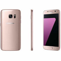 Samsung Galaxy S7 32GB Pink Gold Unlocked - Refurbished Very Good Sim Free cheap