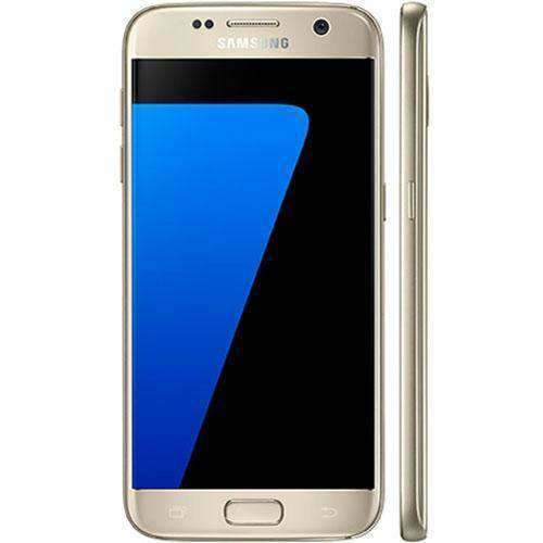 Samsung Galaxy S7 32GB Platinum Gold Unlocked - Refurbished Very Good Sim Free cheap