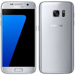 Samsung Galaxy S7 32GB Silver Unlocked - Refurbished Excellent Sim Free cheap