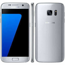 Samsung Galaxy S7 32GB, Silver Unlocked - Refurbished Good Sim Free cheap