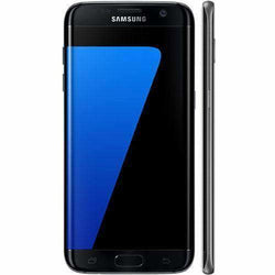 Samsung Galaxy S7 Edge 32GB Black Onyx Unlocked - Refurbished Good Sim Free cheap