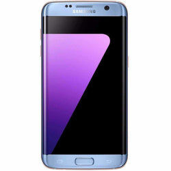 Samsung Galaxy S7 Edge 32GB Coral Blue Unlocked - Refurbished Excellent Sim Free cheap