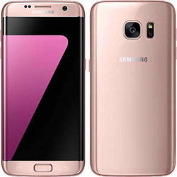 Samsung Galaxy S7 Edge 32GB Pink Gold Unlocked - Refurbished Excellent Sim Free cheap