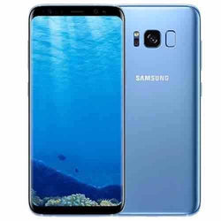 Samsung Galaxy S8 64GB - Coral Blue (Unlocked) - Refurbished Good