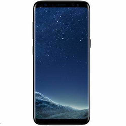 Samsung Galaxy S8 64GB, Midnight Black Unlocked - Refurbished Good