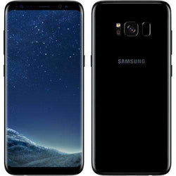 Samsung Galaxy S8 Plus 64GB Midnight Black Unlocked - Refurbished Very Good Sim Free cheap
