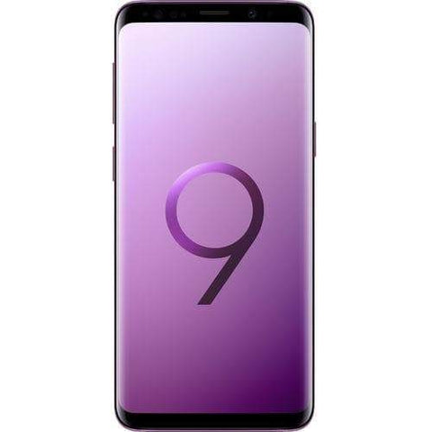 Samsung Galaxy S9 64GB, Lilac Purple- Refurbished excellent