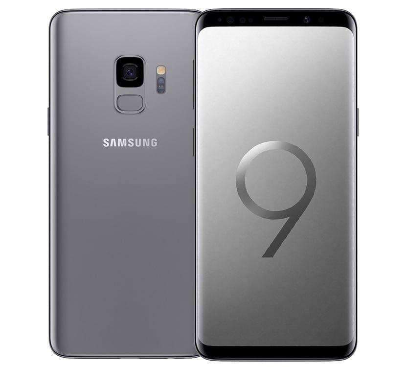 Samsung Galaxy S9 64GB, Titanium Grey (Unlocked)- Refurbished Excellent Sim Free cheap