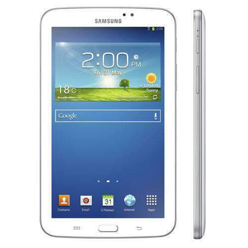 Samsung Galaxy Tab 3 7.0 8GB WiFi White - Refurbished Excellent Sim Free cheap