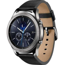 Samsung Gear S3 Classic Smartwatch Black - Refurbished Excellent Sim Free cheap