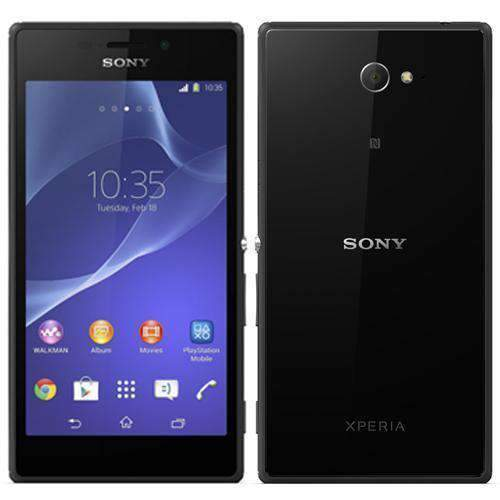Sony Xperia M2 8GB Black Unlocked - Refurbished Excellent Sim Free cheap