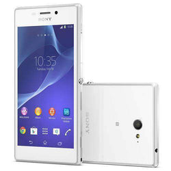 Sony Xperia M2 8GB White Unlocked - Refurbished Excellent Sim Free cheap