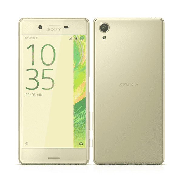 Sony Xperia X 32GB Rose Gold Unlocked - Refurbished Excellent Sim Free cheap