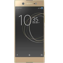 Sony Xperia XA1 Ultra 32GB - Gold Sim Free cheap