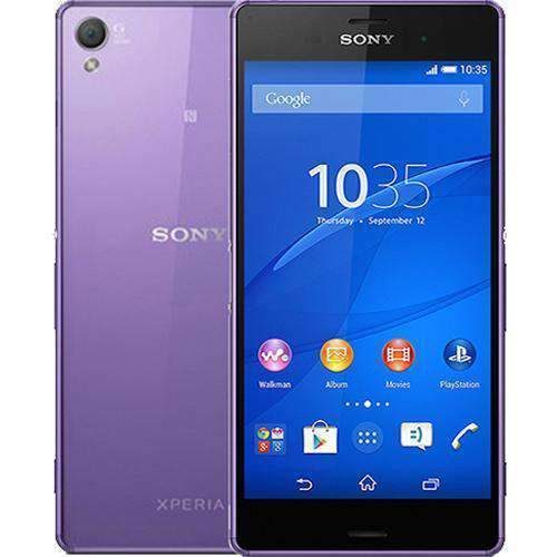 Sony Xperia Z3 16GB Purple Unlocked - Refurbished Excellent Sim Free cheap