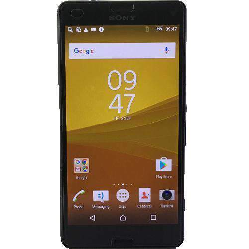 Sony Xperia Z3 Compact 16GB Black Unlocked - Refurbished Excellent Sim Free cheap