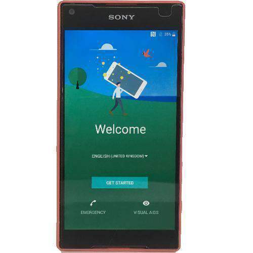 Sony Xperia Z5 Compact 32GB Coral/Red Unlocked - Refurbished Excellent Sim Free cheap