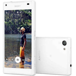 Sony Xperia Z5 Compact 32GB White - Refurbished Good Sim Free cheap
