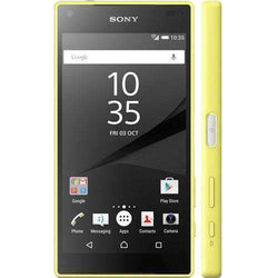 Sony Xperia Z5 Compact 32GB Yellow Unlocked - Refurbished Excellent Sim Free cheap