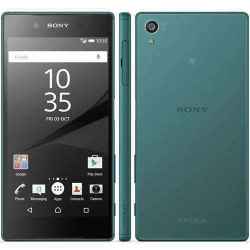 Sony Xperia Z5 Dual SIM 32GB Green - Refurbished Excellent Sim Free cheap